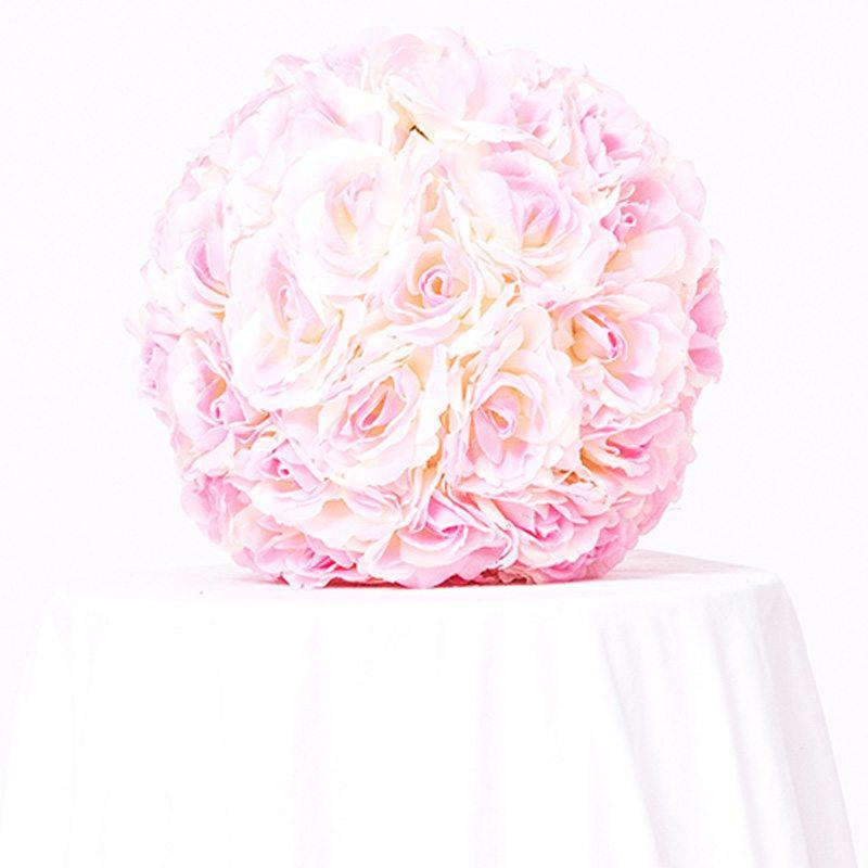 Light Pink Floral Ball
