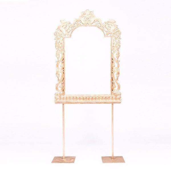 Golden Designer Frame