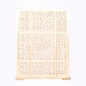 Large Jalli Screen