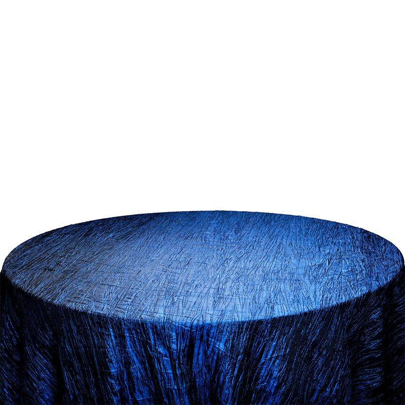 Navy Blue Crush Table Cloth