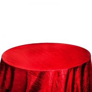 Red Crush Table Cloth