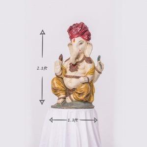 Pagri Ganesh