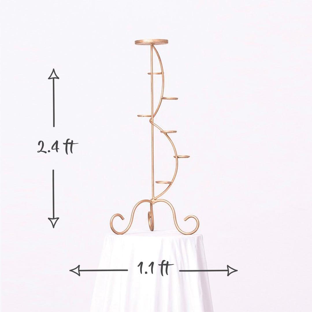 Spiral Candle Holder