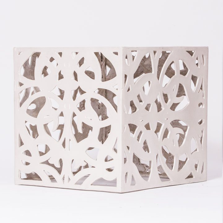 Laser Cut Square Table