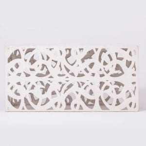 Laser Cut Rectangular Table