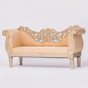 Golden Chair with Modern Style