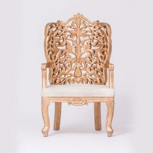 Gold Delazio Chair