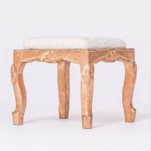 Gold Parent Stool