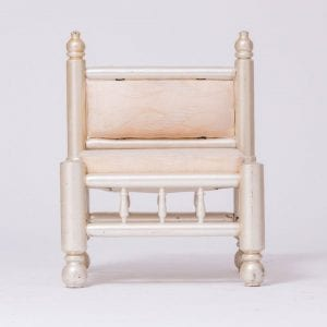Ivory Sankheda Parent Stool
