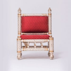 Red Sankheda Parent Stool