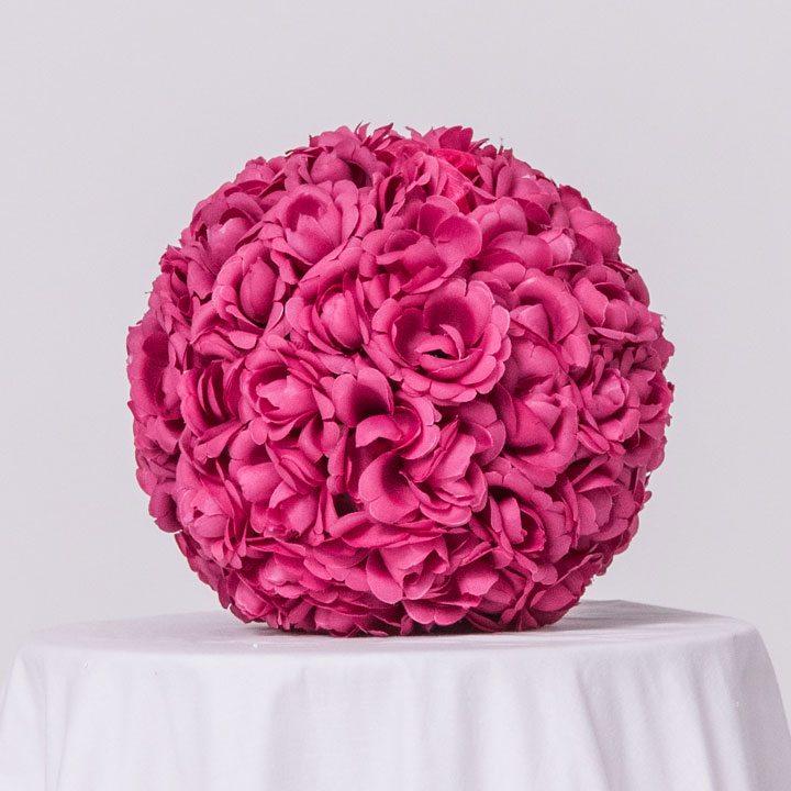 Silk Floral Balls