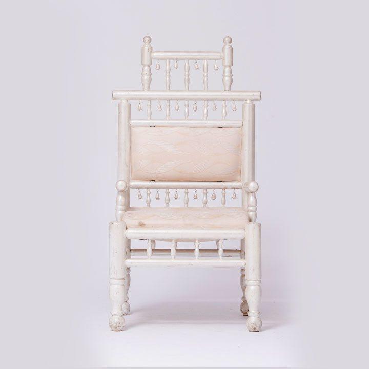 Ivory Sankheda Chair