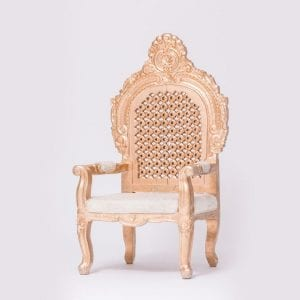 Jodha Akbar Chair