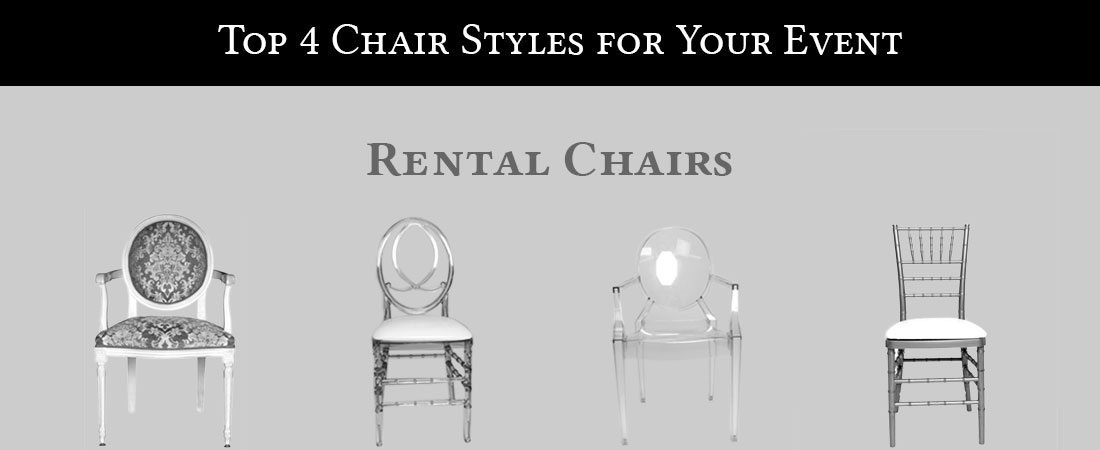 Different Styles Of Chair