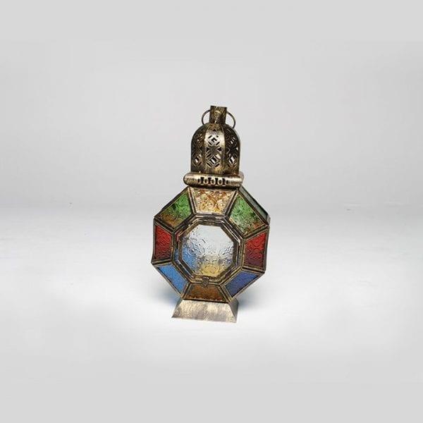 Colourful Round Lantern