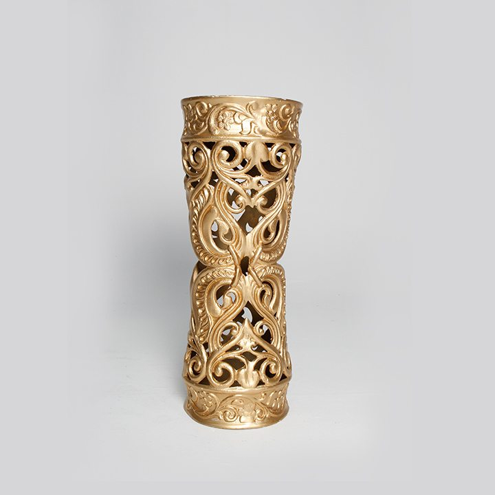 Beautiful Designer Golden Vase
