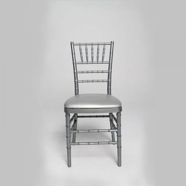 Greywash with white Finish Chair