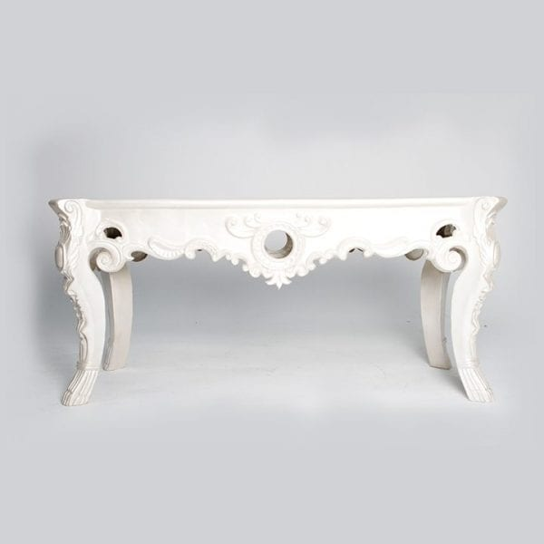 Victorian High Table