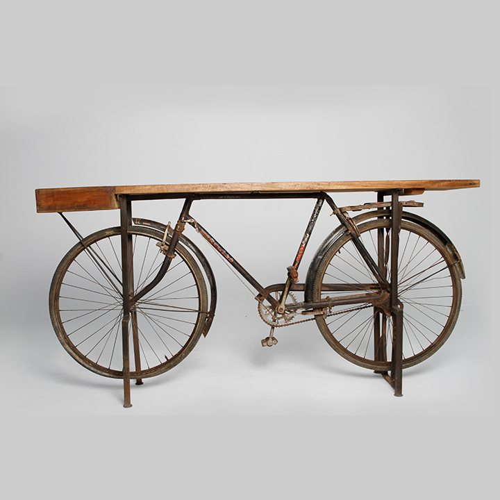 A bicyle Table