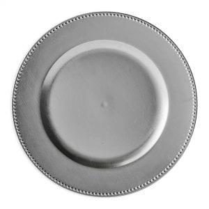Round Shape sliver Plate