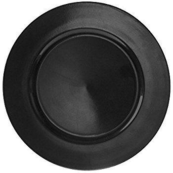 Round Black Plastic Tape