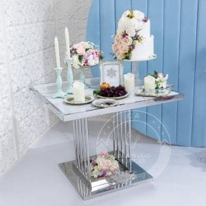 Cake Table, wedding, reception, bridal showers, baby showers