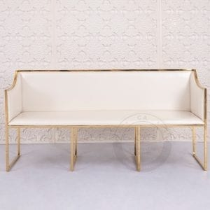 Love seat, wedding, reception