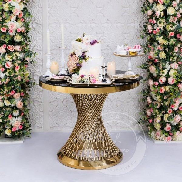 cake table, wedding, reception, bridal shower, baby shower