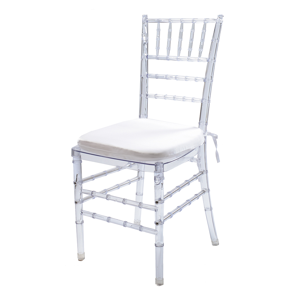Crystal Chiavari Chair  Event Rents