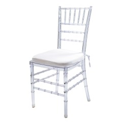 White Metal Chairs Spandex Chair Covers Rental Near Me Party Phoenix Crystal Chiavari