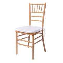 Natural Chiavari Chairs Tablet Arm Chair Event Rents