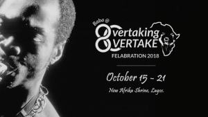 Felabration 2018 Eventriga tv