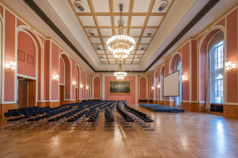 Rotes Rathaus  Events and More