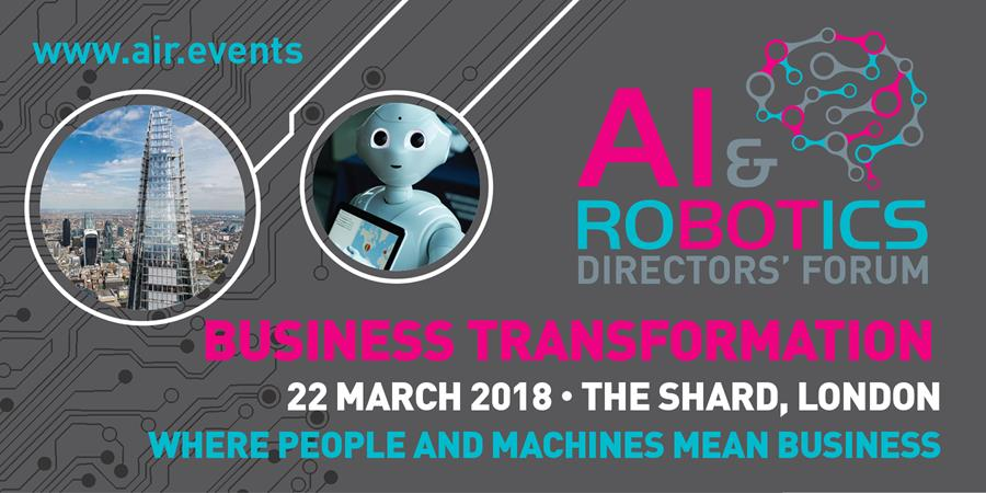 AI in Business Transformation – Directors Forum – 22nd March