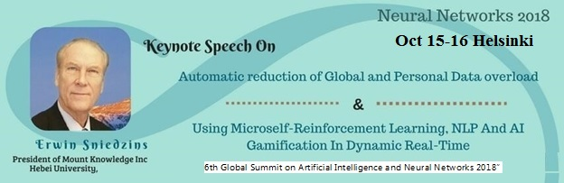 6th Global Summit on Artificial Intelligence and Neural Networks