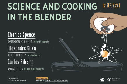 Science and Cooking in the Blender
