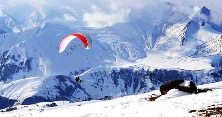 Paragliding - Manali Adventure Trip - BASCOOL