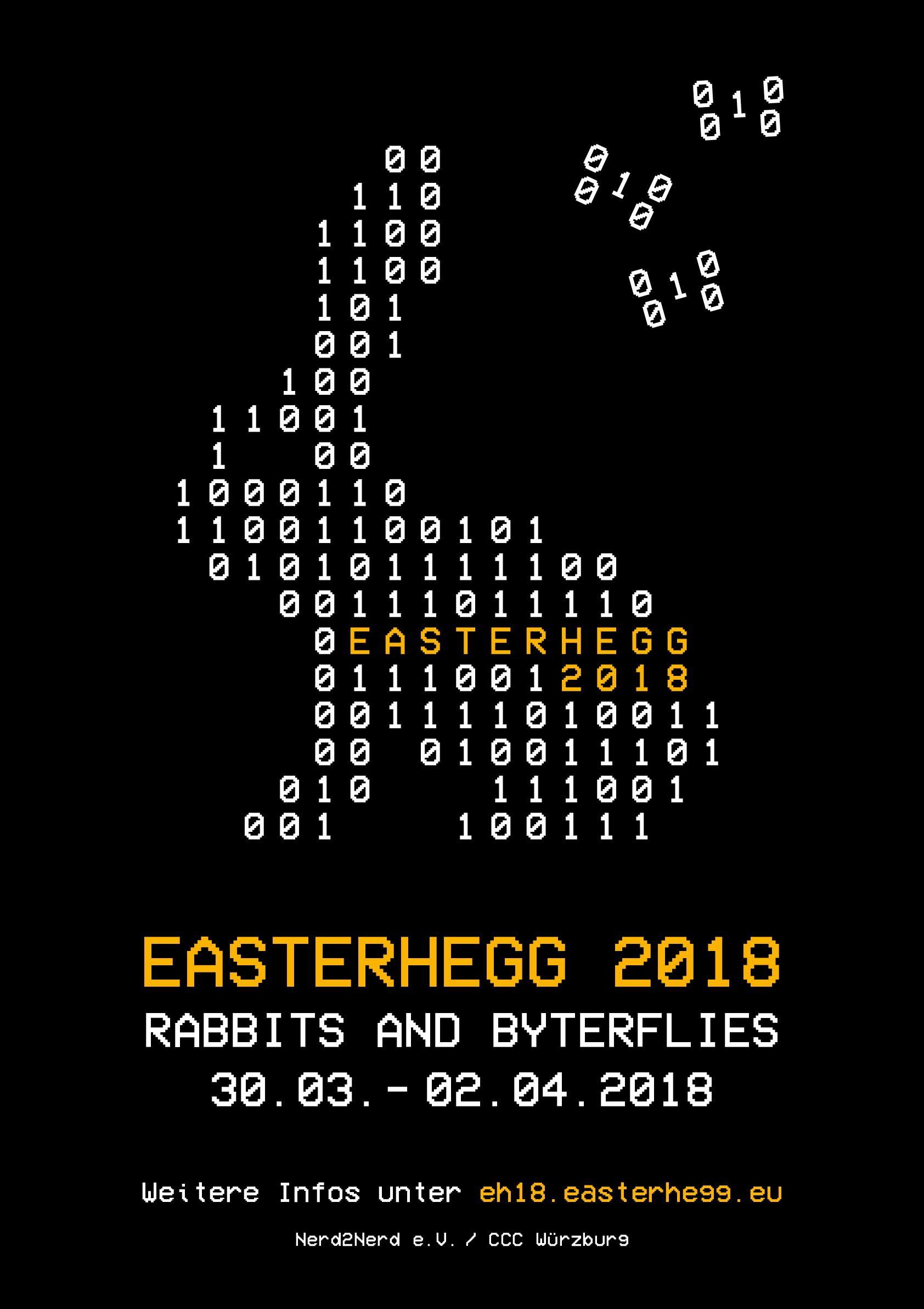 hight resolution of der easterhegg rabbits and byterflies findet dieses jahr in w rzburg im vogel convention center