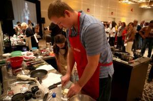 Ben Cooking