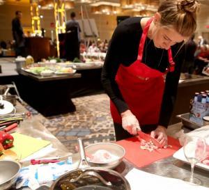 Darla Cooking