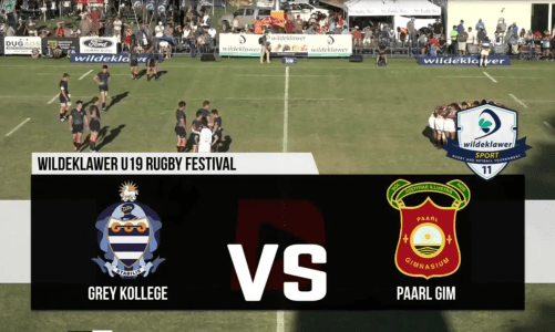 Highlights – Grey Gollege vs Paarl Gim