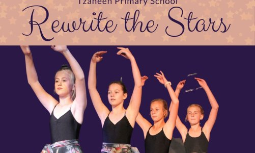 Rewrite The Stars | Tzaneen Primary