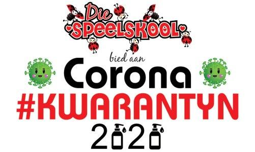 Die Speelskool | Corona Kwarantyn 2020 | Prepaid Voucher