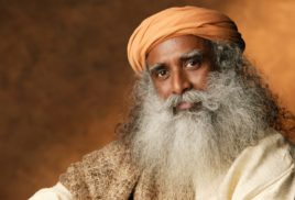 Sadhguru at Global Landscapes Forum: Millions who Rally for Rivers favor reforestation