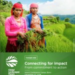 2018 Global Landscapes Forum Concept Note
