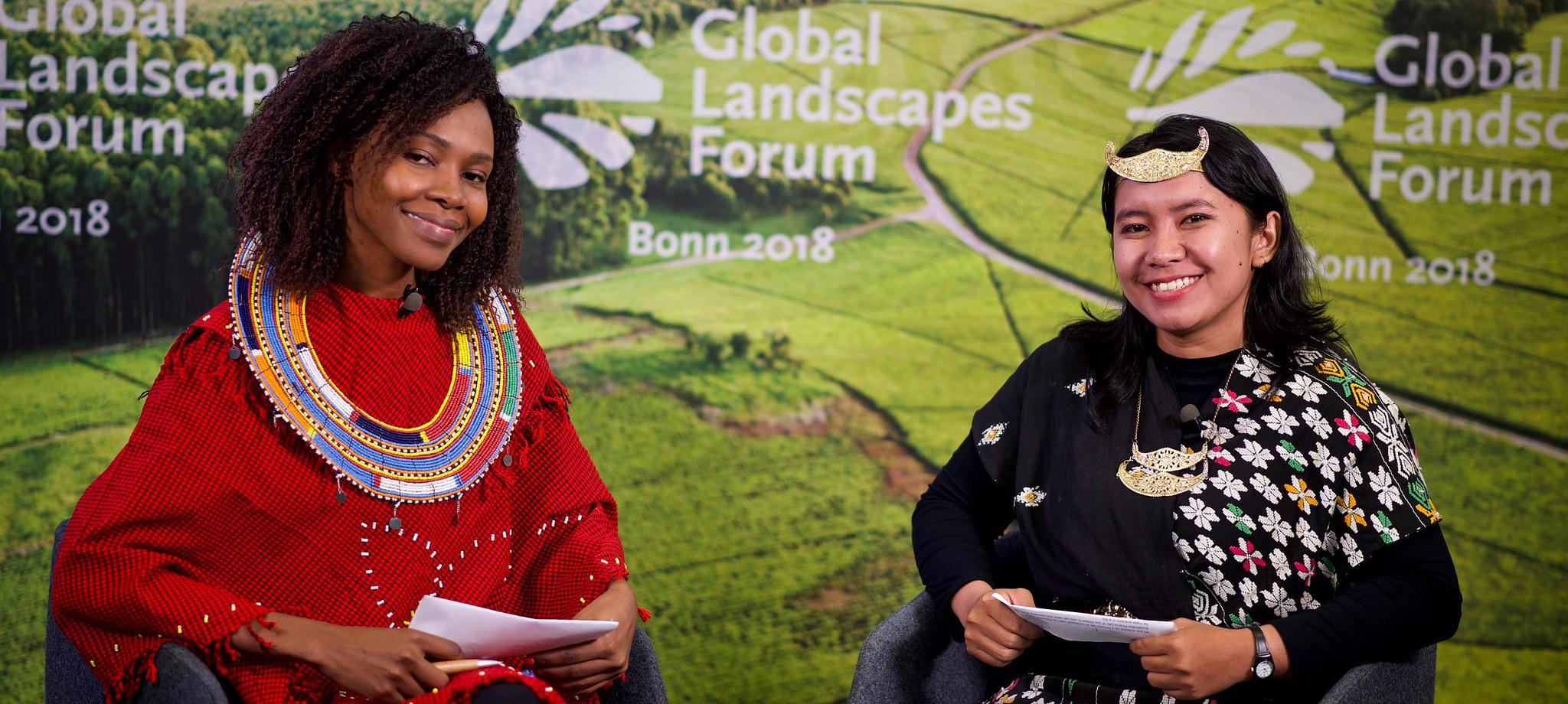 Digital Summits - Global Landscapes Forum Events