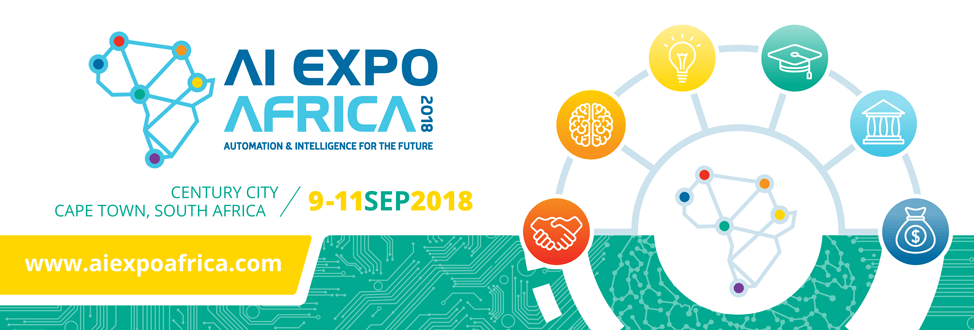 Top African Business Names sign-up for First Artificial Intelligence Expo in Cape Town