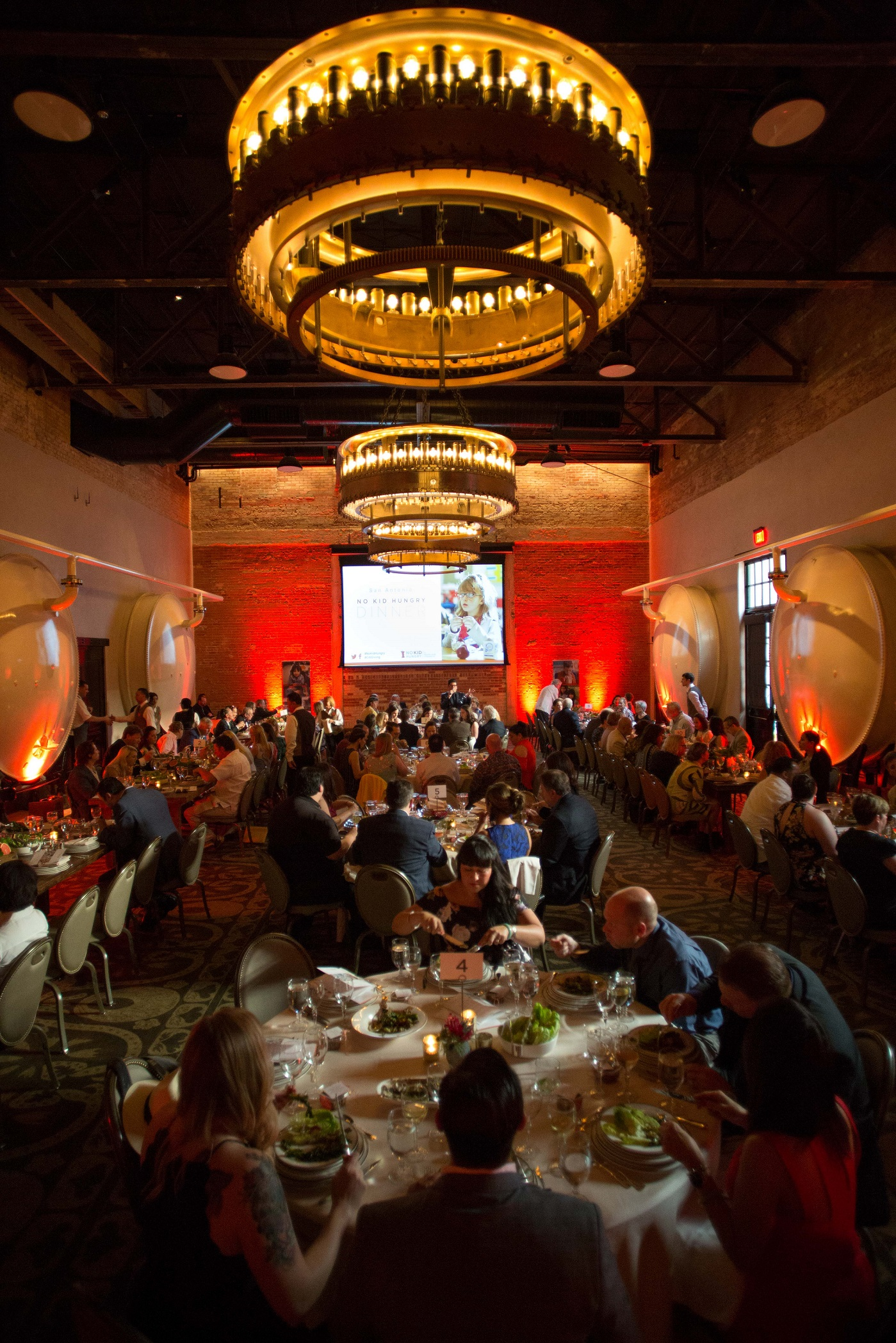San Antonio No Kid Hungry Dinner