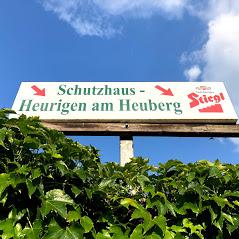 Original Schild Restaurant Heuberg Wiener Küche und Indische Speisen im Original Schutzhaus Hernals Wien 1170 Sridharan Bhashyam
