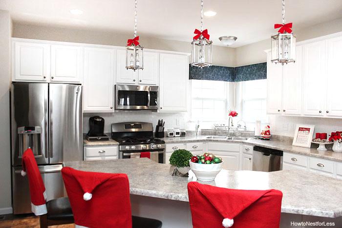 Cozy Christmas Kitchen Decorating Ideas  Festival Around